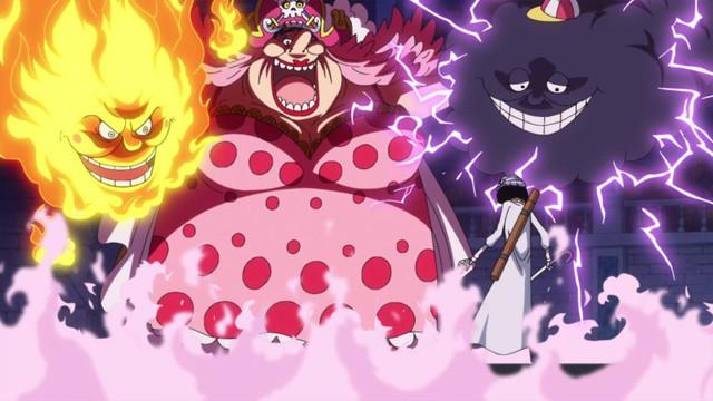 One Piece: Điểm danh 5 nhân vật khi ở thời kì hoàng kim sức mạnh có thể đánh tay đôi với Rocks D. Xebec - Ảnh 5.