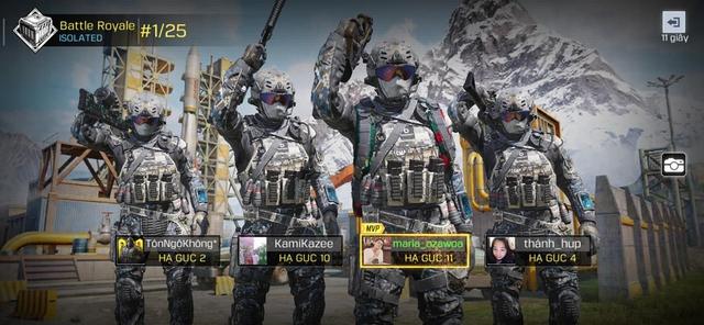 """Call of Duty: Mobile VN vừa ra, các sửu nhi đã chửi game """"nhái"""" Free Fire, hò nhau vote 1 sao - Ảnh 7."""