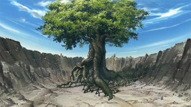 Naruto: Thập Vĩ là hạt giống của Thánh thụ nên trước khi Kaguya tới Trái Đất, cây thần đã được trồng từ lâu - Ảnh 2.