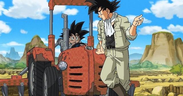 Dragon Ball: Soi nghề nghiệp của 7 chiến binh Z khi không giải cứu thế giới, Goku làm nông dân - Ảnh 1.