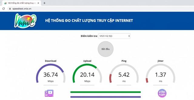 Muốn sử dụng Internet tốc độ cao nhất thì dùng nhà mạng nào tại Việt Nam ? - Ảnh 1.