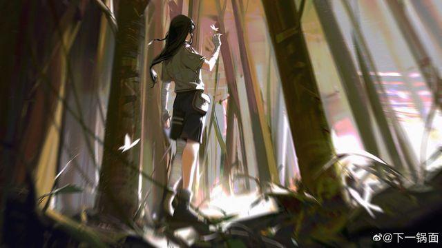Ngỡ ngàng ngắm loạt fan art Naruto mang vẻ đẹp siêu thực, nhìn không thể rời mắt - Ảnh 6.