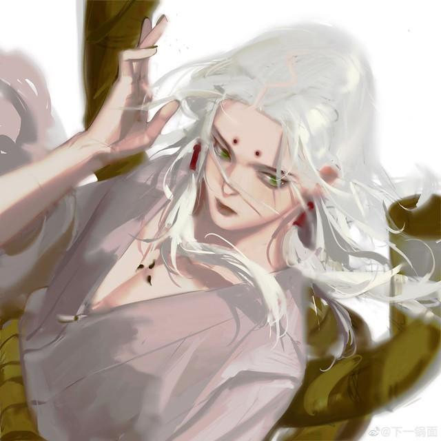 Ngỡ ngàng ngắm loạt fan art Naruto mang vẻ đẹp siêu thực, nhìn không thể rời mắt - Ảnh 14.