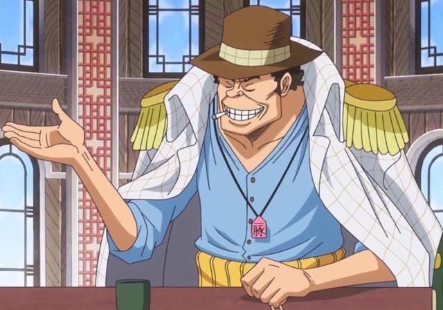 One Piece: Bạn tốt của Luffy và 5 nhân vật có tiềm năng trở thành Đô đốc hải quân trong tương lai - Ảnh 4.