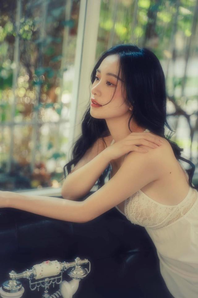 Tung ảnh chụp thân hình nuột nà kèm vẻ đẹp tinh khôi, hot girl Việt khiến dân mạng ngất ngây - Ảnh 5.