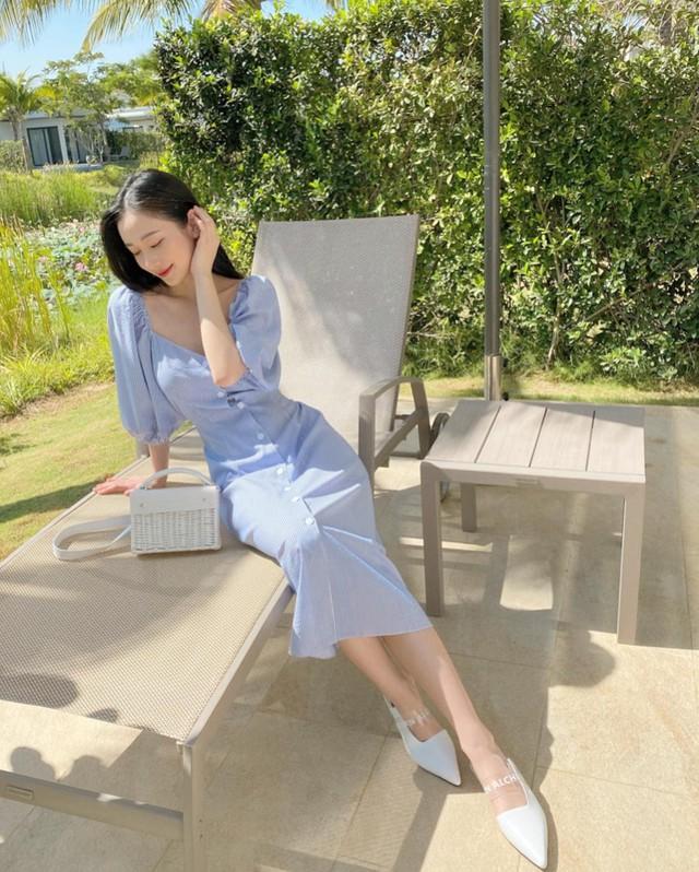Tung ảnh chụp thân hình nuột nà kèm vẻ đẹp tinh khôi, hot girl Việt khiến dân mạng ngất ngây - Ảnh 9.