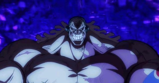 One Piece: Mạnh mẽ là thế nhưng tại sao Douglas Bullet lại không được tác giả Oda đưa vào chính truyện - Ảnh 2.