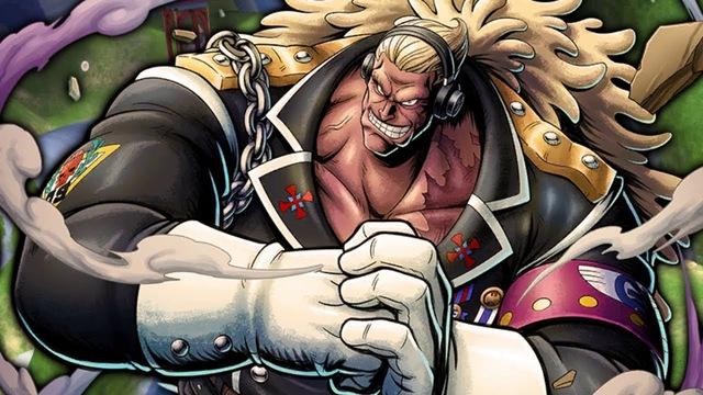One Piece: Mạnh mẽ là thế nhưng tại sao Douglas Bullet lại không được tác giả Oda đưa vào chính truyện - Ảnh 1.
