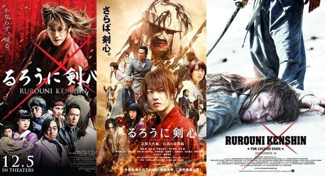 Top 10 bộ phim được chuyển thể từ manga hay nhất mọi thời đại, không xem phí cả một đời! (P1) - Ảnh 2.