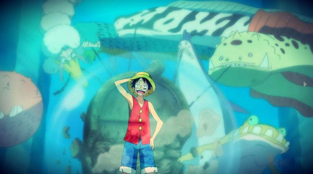 One Piece: Hé lộ manh mối cho thấy Momonosuke sẽ sở hữu Haki Bá Vương, vì thế đừng vội coi thường tiểu dâm tặc nhé! - Ảnh 3.