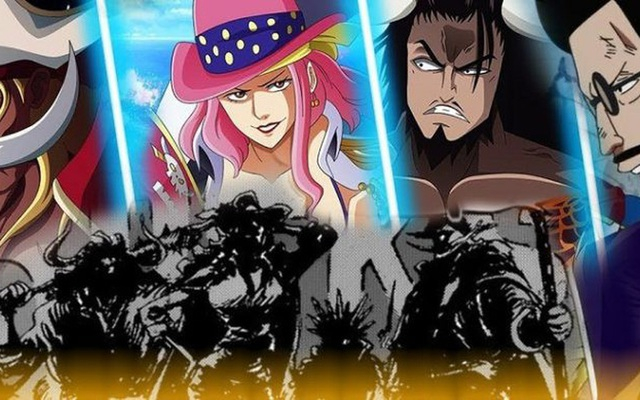 One Piece: Mạnh mẽ là thế nhưng tại sao Douglas Bullet lại không được tác giả Oda đưa vào chính truyện - Ảnh 4.
