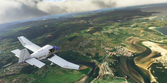 Bất ngờ trước yêu cầu cấu hình tựa game nặng 2 triệu GB Flight Simulator 2020, PC tầm trung đã có thể chiến mượt - Ảnh 2.