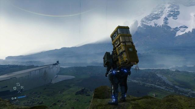 Xuất hiện anh chàng shipper như bước từ trong Death Stranding ra đời thực - Ảnh 2.