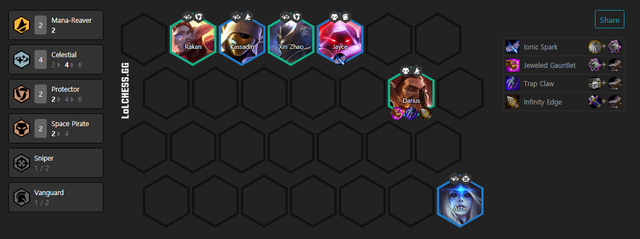 Tìm hiểu đội hình siêu dị mang tên Thần Bổ Darius của Đại Cao Thủ Đấu Trường Chân Lý phương Tây - Ảnh 7.