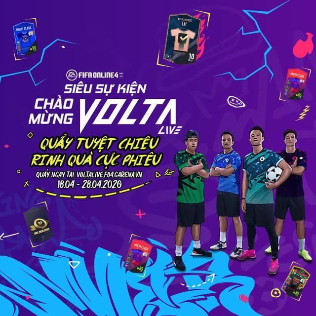 Độ Mixi, PewPew, ViruSs lập team Tấu Hài tại chế độ Volta Live 4v4 mới của FIFA Online 4 - Ảnh 3.