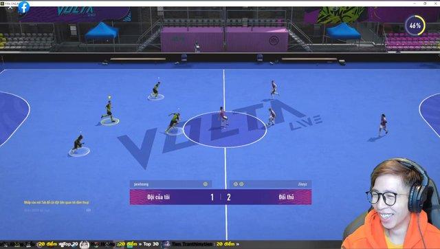 Độ Mixi, PewPew, ViruSs lập team Tấu Hài tại chế độ Volta Live 4v4 mới của FIFA Online 4 - Ảnh 5.