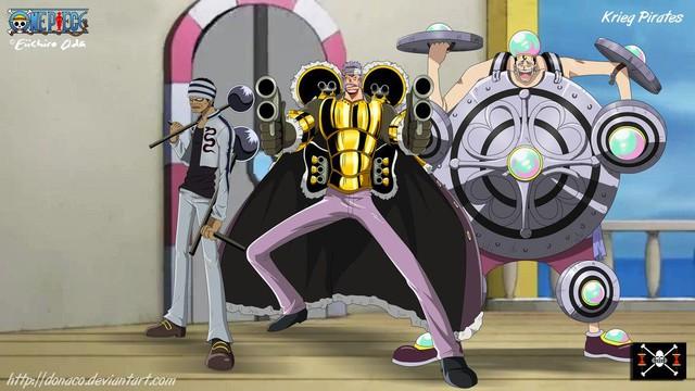 One Piece: Bên cạnh những bộ 3 quyền lực sở hữu sức mạnh bá đạo thì đây là 5 nhóm yếu nhất trong các băng hải tặc - Ảnh 3.