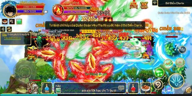 Đã bao lâu rồi bạn mới được chơi tựa game online chật kín màn hình như thế này? - Ảnh 14.