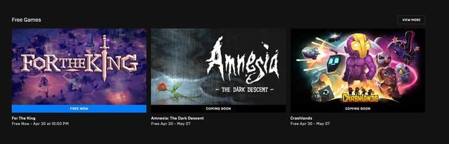 Tuần sau, tựa game kinh dị Amnesia The Dark Descent và Crashlands sẽ miễn phí trên Epic Games Store - Ảnh 1.