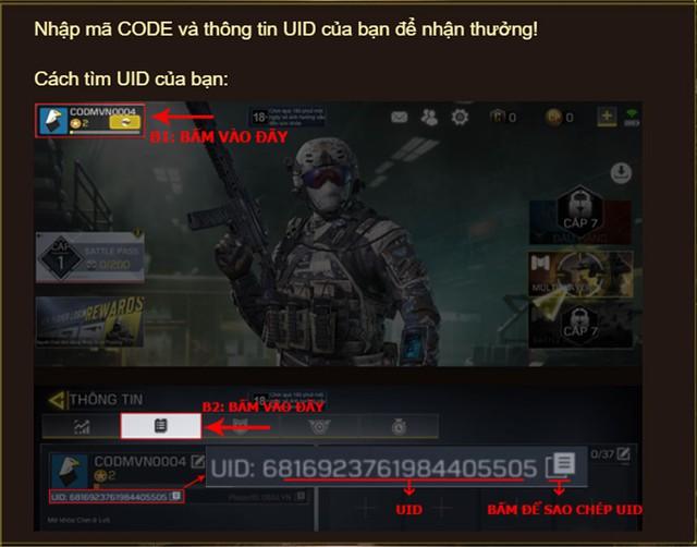 Call of Duty: Mobile VN tặng anh em game thủ 2000 code VIP - Ảnh 1.