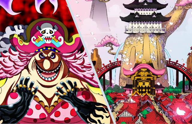 Soi One Piece 978: Đám con Big Mom đã tới đảo Quỷ, Kanjuro bị chặn trên đường về báo tin cho Kaido - Ảnh 5.