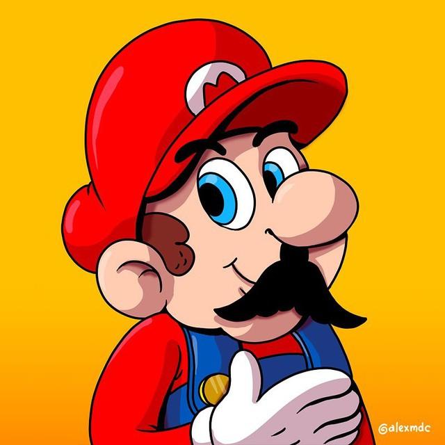 """Tuổi thơ Mario của game thủ bị """"hủy hoại"""" vô cùng tàn nhẫn với những hình ảnh này, khuyến cáo không dành cho trẻ dưới 12 tuổi - Ảnh 8."""
