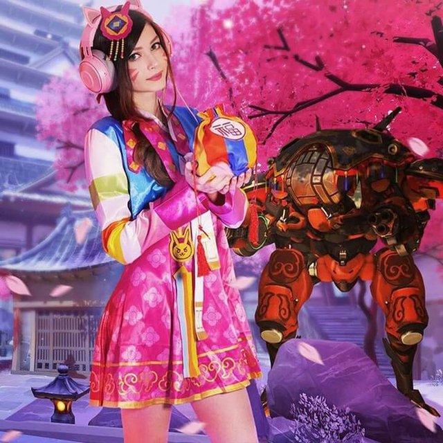 Cao 1m80, nữ game thủ sở hữu nhan sắc thiên thần đốn tim hàng triệu fan hâm mộ - Ảnh 5.