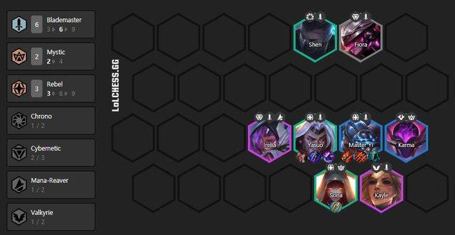 Đấu Trường Chân Lý: Những đội hình mạnh nhất của mỗi thiên hà trong mùa 3 - Ảnh 1.