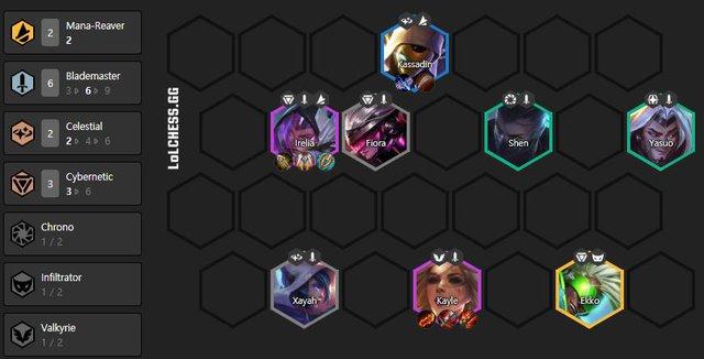 Đấu Trường Chân Lý: Những đội hình mạnh nhất của mỗi thiên hà trong mùa 3 - Ảnh 5.