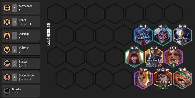 Đấu Trường Chân Lý: Những đội hình mạnh nhất của mỗi thiên hà trong mùa 3 - Ảnh 8.