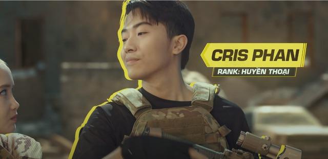 """Cris Phan và cô vợ hot girl Noob Mai Quỳnh Anh phá đảo chiến trường Call of Duty: Mobile VN với tuyên bố """"Tôi là chiến binh CODM"""" - Ảnh 3."""