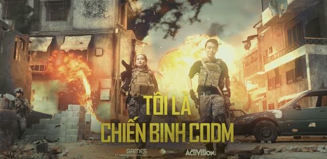 """Cris Phan và cô vợ hot girl Noob Mai Quỳnh Anh phá đảo chiến trường Call of Duty: Mobile VN với tuyên bố """"Tôi là chiến binh CODM"""" - Ảnh 7."""