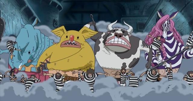 One Piece: Khi đạt được sự thức tỉnh, người dùng trái ác quỷ hệ Zoan sẽ có sức mạnh gì? - Ảnh 1.