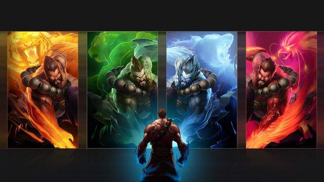 LMHT: Nhận được lượng bình chọn khổng lồ từ game thủ, Udyr sẽ là tướng tiếp theo được làm lại - Ảnh 8.