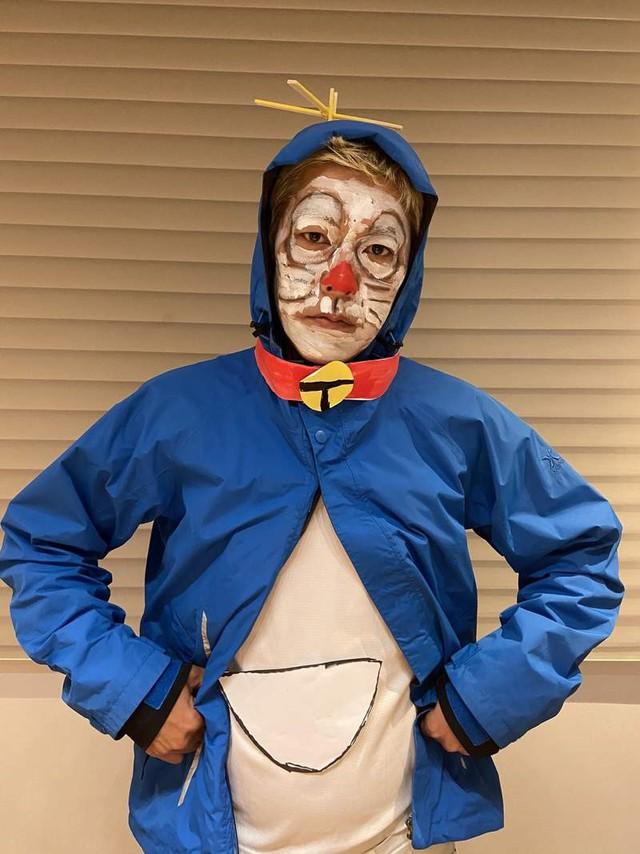 """Không chịu thua kém Thái Lan, Nhật Bản cũng có những cosplay giá rẻ vô cùng bá đạo khiến người xem """"chết cười"""" - Ảnh 6."""
