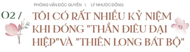 Tiểu Long Nữ Lý Nhược Đồng trả lời độc quyền: Hé lộ đời sống riêng và điều lạ khi đóng xong Thần điêu đại hiệp - Ảnh 7.