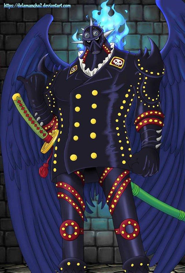 Spoiler One Piece 979: Con trai Kaido được tiết lộ kĩ hơn, Flying Six muốn đối đầu với bộ ba tam tai để tranh giành chức vị! - Ảnh 5.