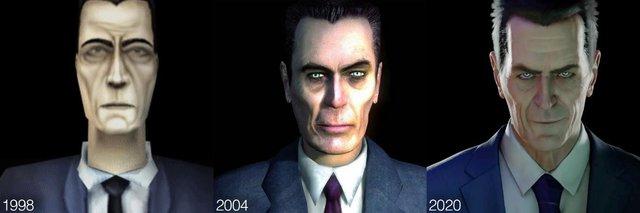 Giả thuyết Half-Life: Người đàn ông bí ẩn G-man chính là Gordon Freeman? - Ảnh 2.