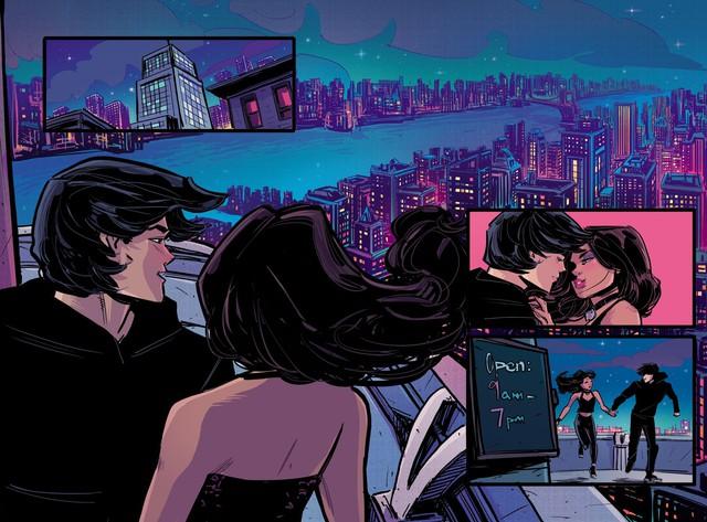 Sau Marvel, DC bị ném đá vì mối tình tay ba giữa Batman, Catwoman & Joker - Ảnh 1.