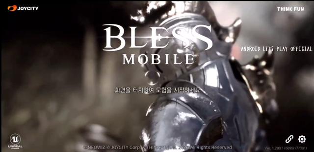 Bless Mobile - Siêu phẩm MMORPG hỗ trợ bởi Unreal Engine 4 có động thái khiến fan quốc tế hí hửng - Ảnh 1.