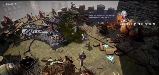Bless Mobile - Siêu phẩm MMORPG hỗ trợ bởi Unreal Engine 4 có động thái khiến fan quốc tế hí hửng - Ảnh 3.