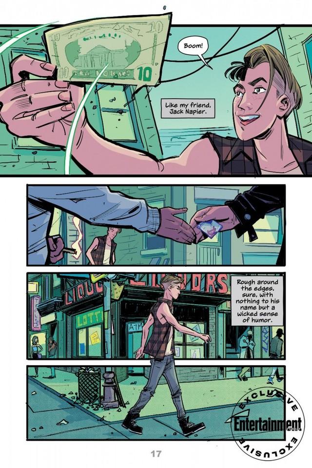 Sau Marvel, DC bị ném đá vì mối tình tay ba giữa Batman, Catwoman & Joker - Ảnh 5.