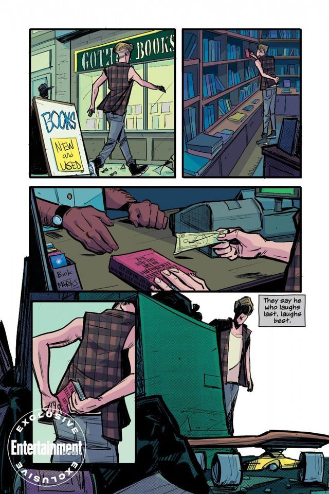 Sau Marvel, DC bị ném đá vì mối tình tay ba giữa Batman, Catwoman & Joker - Ảnh 6.