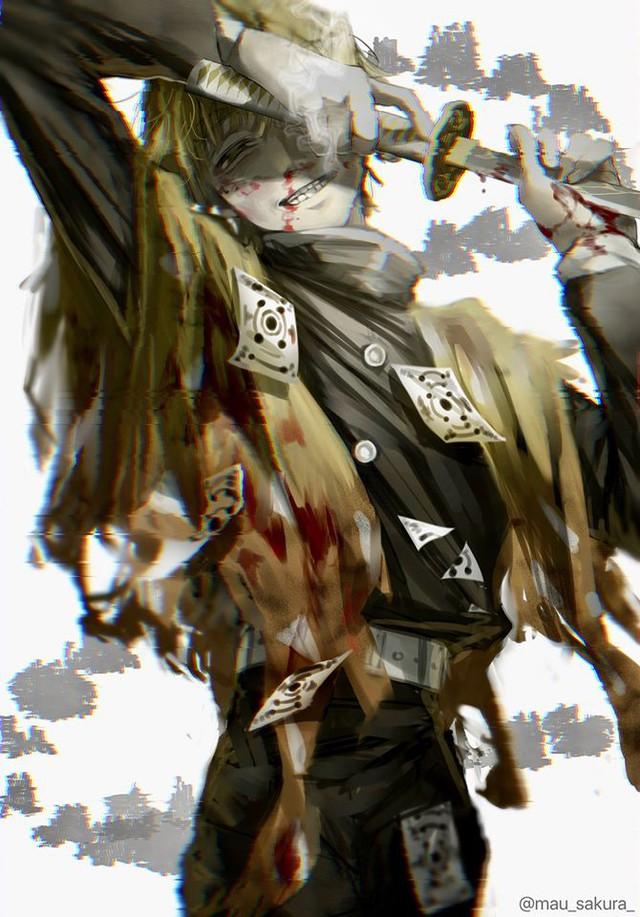 Bỗng dưng muốn khóc khi chiêm ngưỡng loạt fan art đầy cảm xúc về các nhân vật Kimetsu no Yaiba - Ảnh 12.