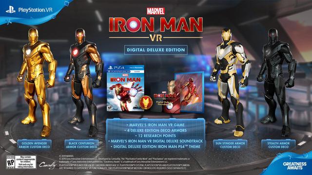Do dịch COVID-19, ngày phát hành Marvels Iron Man VR bị hoãn vô thời hạn - Ảnh 2.