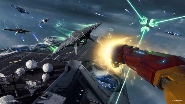 Do dịch COVID-19, ngày phát hành Marvels Iron Man VR bị hoãn vô thời hạn - Ảnh 4.