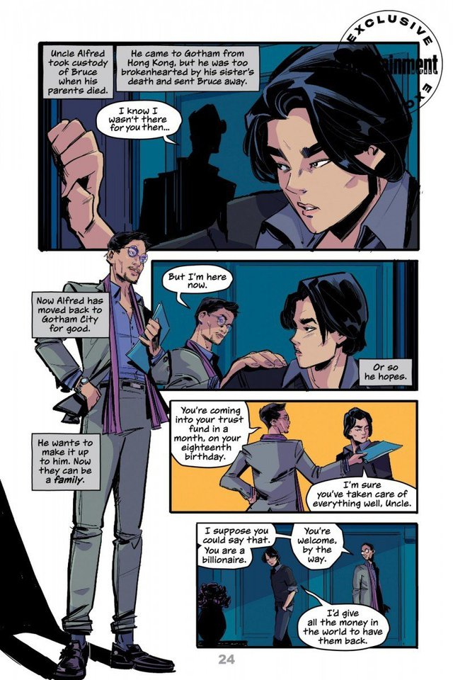 Sau Marvel, DC bị ném đá vì mối tình tay ba giữa Batman, Catwoman & Joker - Ảnh 9.