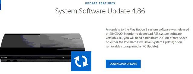 14 năm sau ngày ra mắt, hệ máy huyền thoại PS3 bất ngờ có cập nhật mới - Ảnh 2.