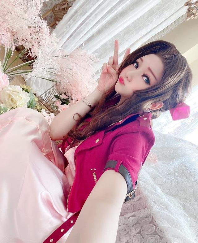 Ngắm nữ game thủ Việt cực xinh khi cosplay Tifa, đã thế còn là CTer chính hiệu - Ảnh 5.