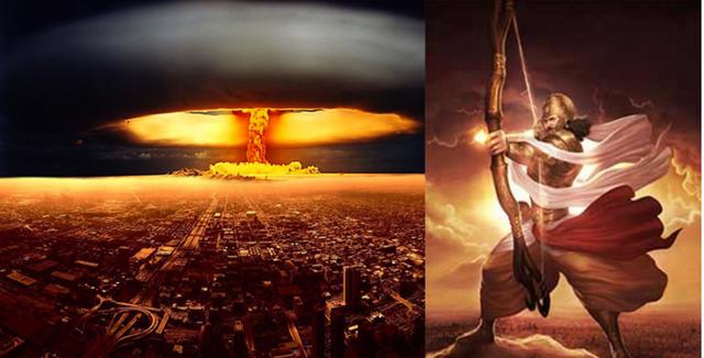 Ấn Độ cổ đại có bom nguyên tử - Một trong những tin đồn hoang đường nhất lịch sử thế giới - Ảnh 3.